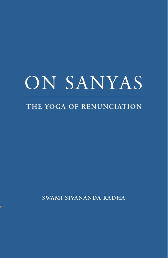 On Sanyas cover